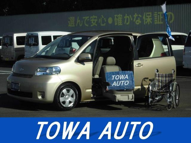 トヨタ 150rベース ウェルキャブAタイプ 助手席回転シート