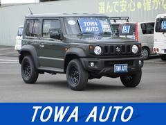 ジムニーシエラJL スズキセーフティサポート装着車 4WD 登録済未使用車