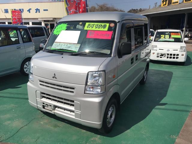 三菱 G 軽自動車 シルバー AT 保証付