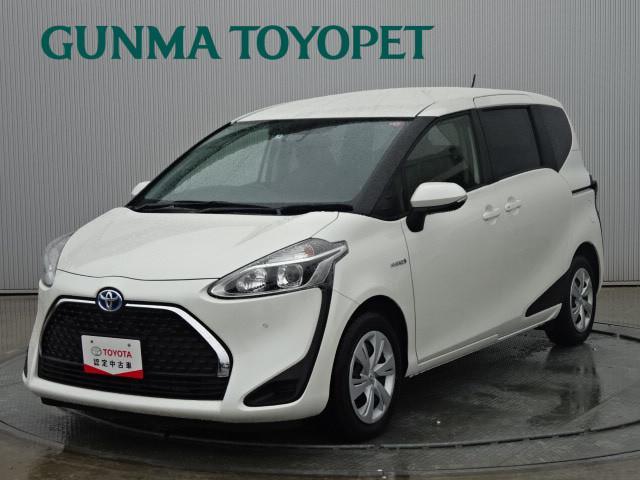 シエンタ(トヨタ) ハイブリッドX 中古車画像