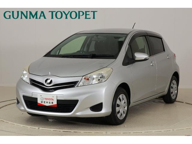 トヨタ ヴィッツ ジュエラ マニュアルA/C SDナビ キーレスエントリー ETC