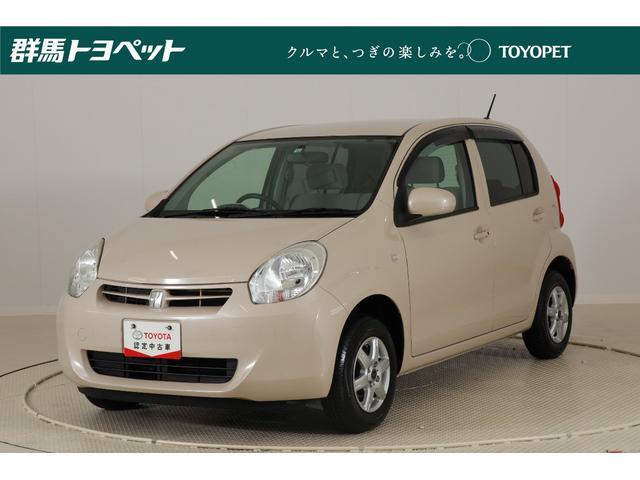 トヨタ パッソ X ユルリ SDナビ バックモニター スマートキー ETC