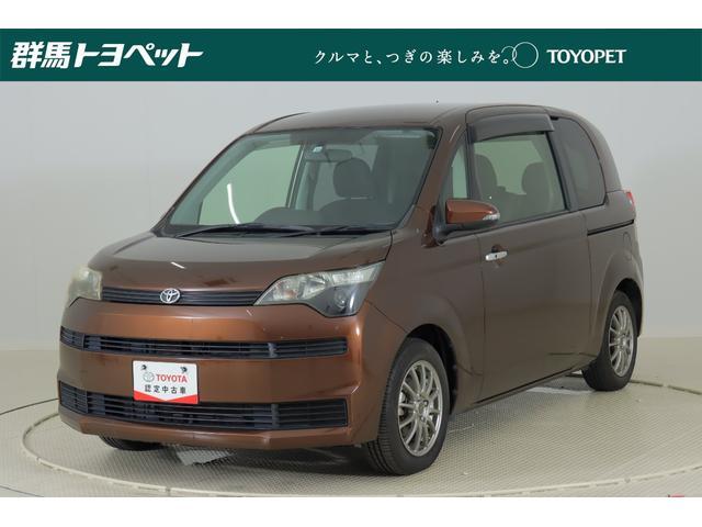 トヨタ スペイド F SDナビ バックモニター スマートキー ETC