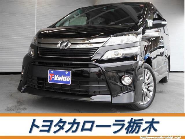 トヨタ 2.4Z ゴールデンアイズII ナビ・バックモニター・HID