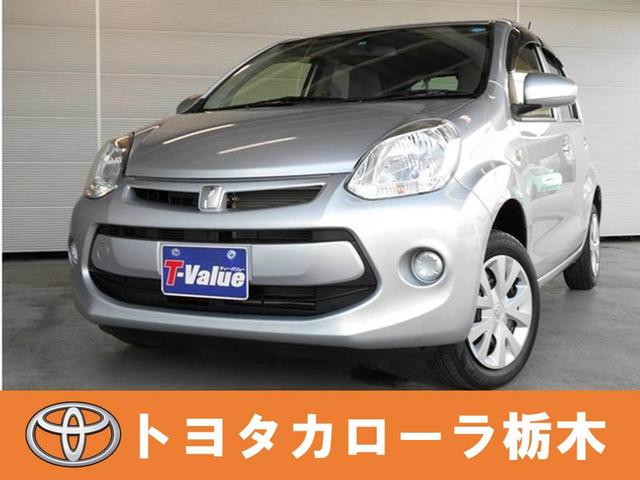 トヨタ X CDチューナー・キーレスエントリー・横滑り防止・