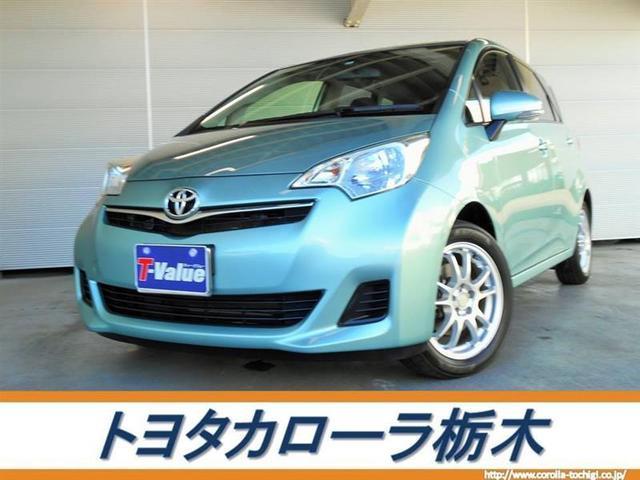 トヨタ X CD・ETC・社外アルミホイール・キーレスエントリー