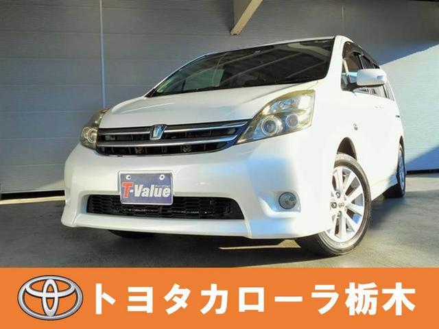 トヨタ プラタナ HDDナビ・バックモニター・HID・ETC
