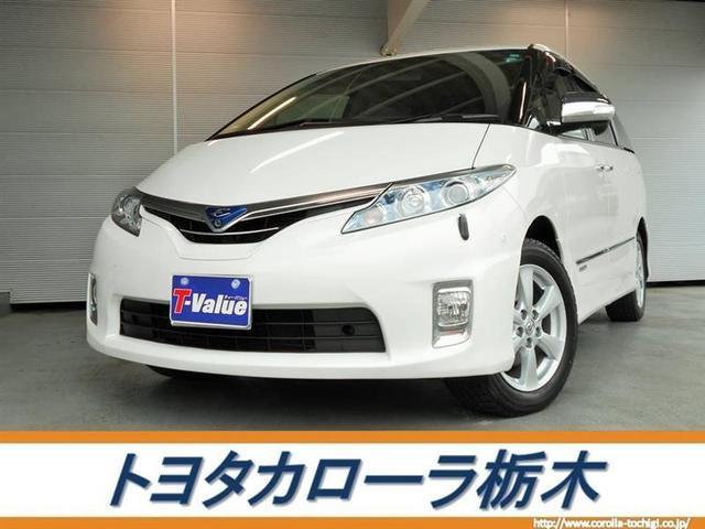 トヨタ G レザーパッケージ ナビ・バックモニター・後席モニター