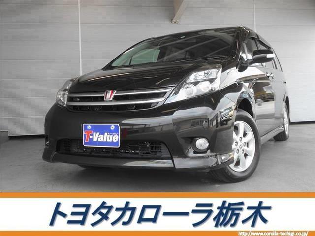 トヨタ プラタナリミテッド HDDナビ・バックモニタ HID ETC
