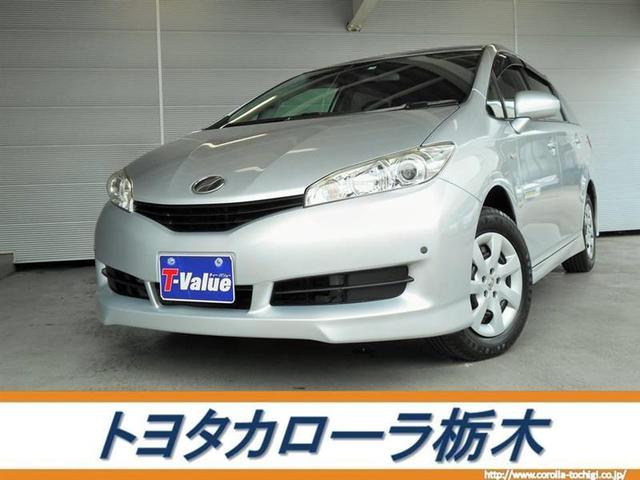 トヨタ 1.8X ETC・キーレスエントリー・3列シート