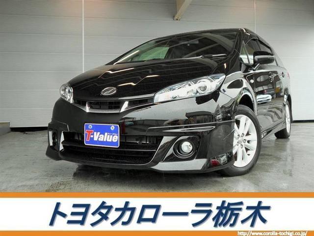 トヨタ 1.8S HDDナビ・地デジ・DVD再生・HID・ETC