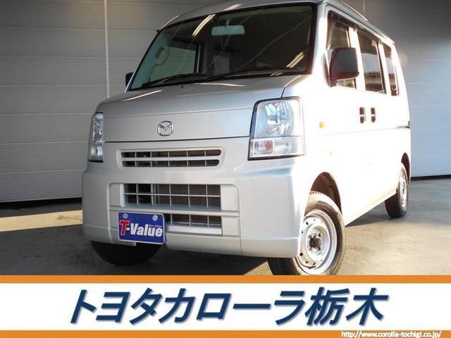 マツダ PC ETC・モケットシート・デュアルエアバック・ABS