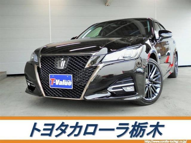 トヨタ アスリートS-T ナビ・バックモニター・LED・ETC