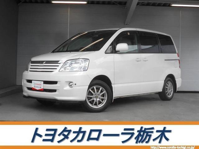 トヨタ ノア X Vセレクション ナビ バックカメラ ETC 社外アルミ
