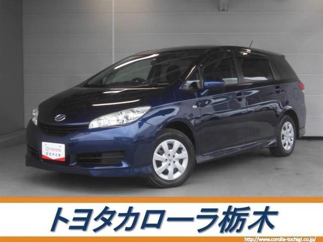 トヨタ 1.8X 保証付き 車検整備付き 3列シート ETC