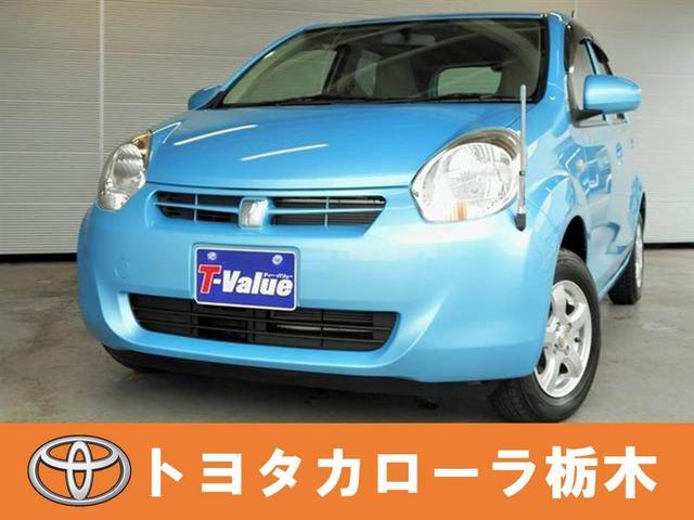 トヨタ X キーレス・CDチューナー・社外アルミ・電動格納ミラー