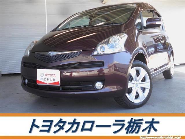 トヨタ ラクティス G クルーズコントロール・ETC・キーレス・HID