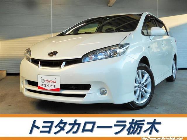 トヨタ ウィッシュ 1.8S メモリーナビ・ワンセグ・キーレス