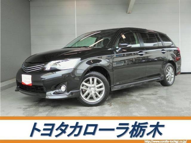 トヨタ 1.5G エアロツアラー・ダブルバイビー HID・ワンオーナ