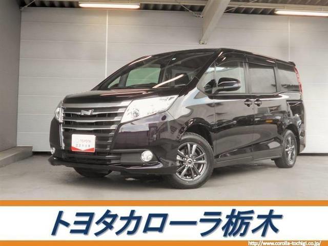 トヨタ ノア X ディライトプラス ワンオーナー・TSS・ナビ・後席モニタ