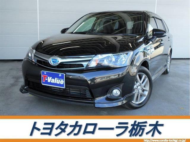トヨタ ハイブリッドG エアロツアラー・ダブルバイビー HDDナビ