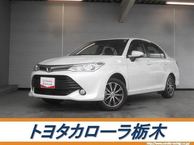 トヨタ 1.5X ワンオーナー サイドエアバッグ CDステレオ