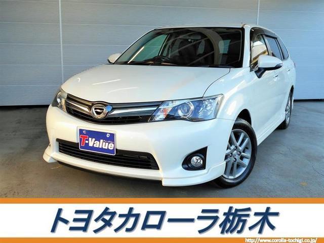 トヨタ 1.5G エアロツアラー・ダブルバイビー メモリーナビ
