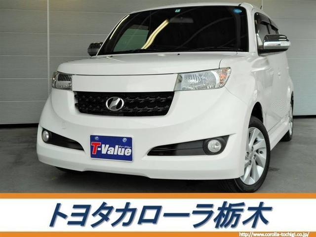 トヨタ S エアロパッケージ 純正アルミ ベンチシート