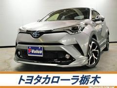 C−HRG トヨタセーフティセンスP メモリーナビ バックカメラ