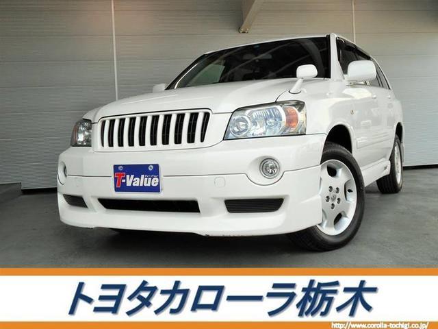トヨタ 3.0S FOUR HDDナビ バックカメラ ETC