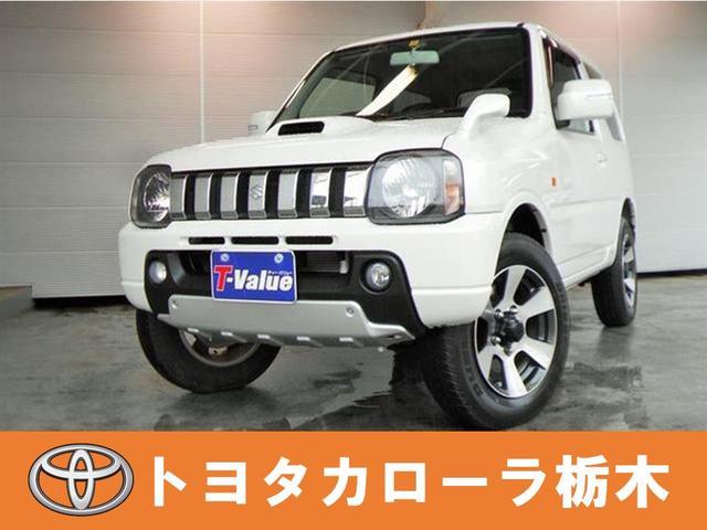 スズキ クロスアドベンチャーXC 4WD DVDナビ