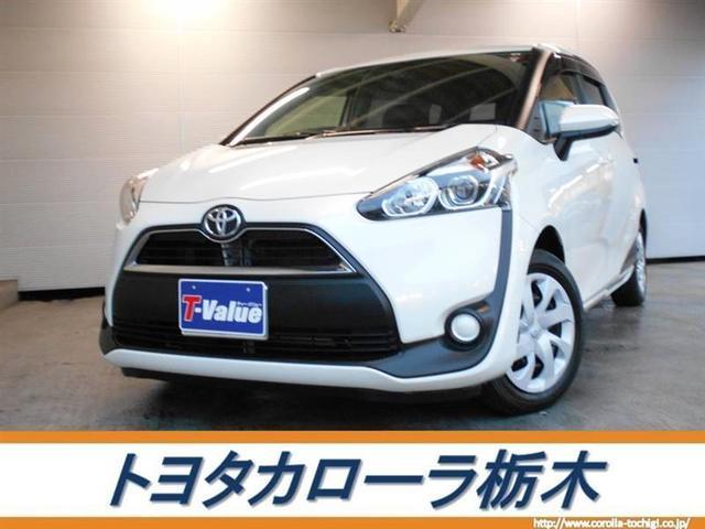 「トヨタ」「シエンタ」「ミニバン・ワンボックス」「栃木県」の中古車