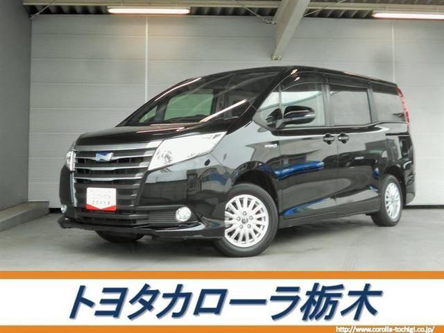 トヨタ ノア ハイブリッドX ディライトプラス ナビ バックカメラ ETC