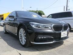 BMW750i ACC インテリジェントセーフティー