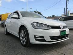 VW ゴルフヴァリアントTSI コンフォートライン コネクト ACC