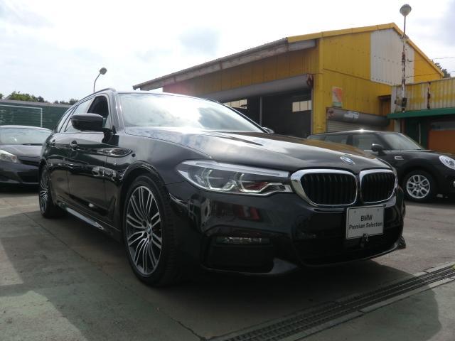 BMW 523dツーリング Mスポーツ ハイライン
