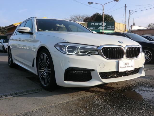 BMW 523dツーリング Mスポーツ ハイラインパッケージ