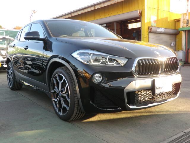 「BMW」「BMW X2」「SUV・クロカン」「茨城県」の中古車