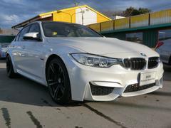 BMWM3 黒レザー カーボンルーフ 19AW