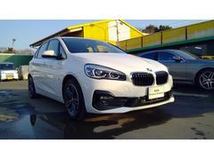 BMW218dアクティブツアラー スポーツ パーキングアシスト
