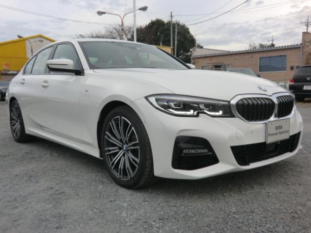 BMW 320d xDrive Mスポーツ ハイライン コンフォートパッケージインテリジェントセーフティ パーキングアシスト 車線逸脱 車線変更警告 オートトランク 後退アシスト レザーシート ハイビームアシスタンス