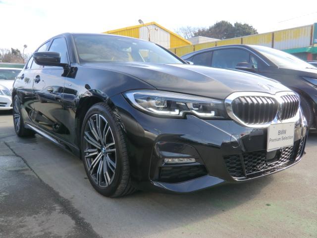 BMW 320i Mスポーツ ワンオーナー 純正ナビ バックカメラ 360°カメラ パーキングアシストプラス インテリジェントセーフティ 正面 側面衝突警告 車線逸脱警告 車線変更警告 後退アシスト