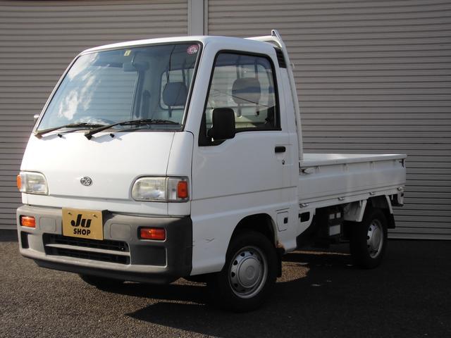 スバル サンバートラック STDスペシャルII 5速MT AC 4WD