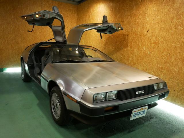 デロリアン(輸入車その他) ベースグレード 中古車画像