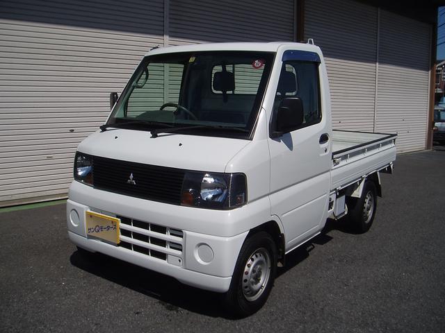 三菱 ベースグレード 4WD