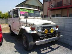 ランドクルーザー40LX 4WD