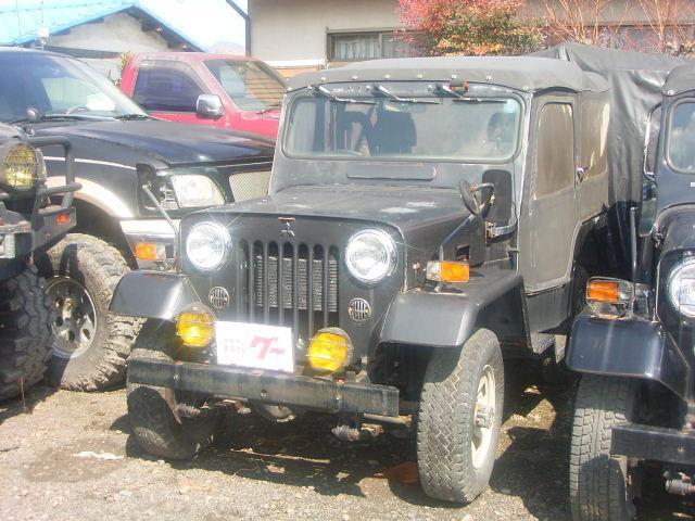 三菱 ジープ J55 4WD