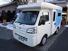 ハイゼットトラック軽キャンパー リゾートデュオ 4WD ポップアップルーフ
