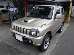 ジムニーワイルドウインド 4WD 5速マニュアル