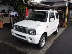 ジムニーシエラワイルドウインド 4WD 5MT